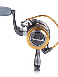 Fishing Reel Spinning Reels 8 Ball Bearings Exchangable / Right-handed / Left-handed Sea Fishing / Freshwater Fishing