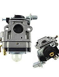 cheap -Carb Carburetor 2 stroke 33- 49cc Air Cooled Engine Pocket Rocket Dirt Bike Mini Quad ATV