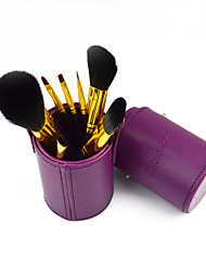 cheap -Barrel Makeup  Brush Set  8pcs Cosmetic Beauty Care Makeup for Face