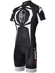 povoljno -ILPALADINO Muškarci Kratkih rukava Biciklistička majica s kratkim hlačama - Obala Bicikl Kratke hlače Biciklistička majica Kompleti odjeće
