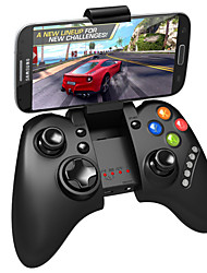 cheap -[NewYearSale]IPEGA PG-9021 Classic Bluetooth V3.0 Gamepad for iPhone/iPod/iPad/Samsung/HTC/MOTO+More - Black