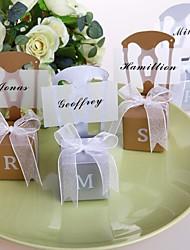 Недорогие -креативный карточный держатель пользуется поддержкой в боксах-36 свадебных аксессуаров