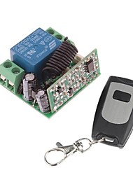 preiswerte -12V 1-Kanal Wireless Remote Power Relay-Modul mit Fernbedienung (DC28V-AC250V)