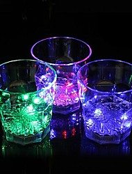 Coway The Bar Dedicated Light-Emitting LED Nightlight Octagonal Glass