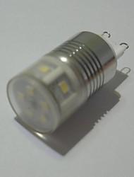 billige -YouOKLight 300 lm G9 LED-kolbepærer T 11 LED Perler SMD Dekorativ Varm hvid 85-265 V / RoHs