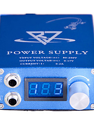 povoljno -LCD Blue screen Blue Tattoo Power Supply