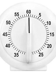 Classic Timer Icon meccanico Timer da cucina in plastica (3.2X2.8X0.8 inch)