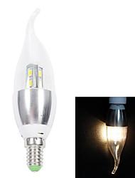 billige -varmt hvidt lys førte candle pull baglygte (ac 85-265v) E14 4W