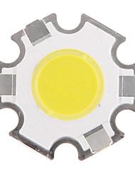 abordables -3W COB 280-320LM 6000-6500K lumière blanche froide Chip LED (9-11V, 300uA)