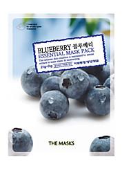 Masky BlueBerry EssentialMask balení