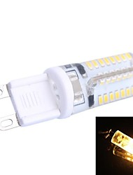 1pc G9 Kuglične žarulje Toplo bijelo K AC 220-240V V
