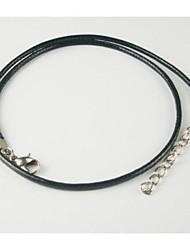Недорогие -Жен. форма Мода Ожерелья-бархатки Кожа Ожерелья-бархатки Свадьба Для вечеринок Повседневные