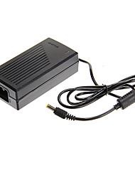 EU Plug AC110-240V to DC 12V 6A 72W LED Power Adapter