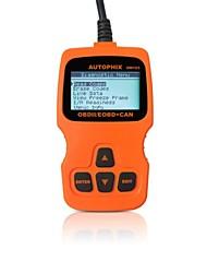 economico -autophix® strumento diagnostico obd2 OBD eobd di obdii lettore di codice scanner om123