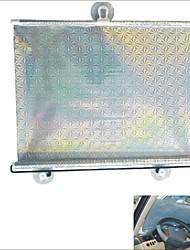 preoccupante protettore ™ retrattile finestra rullo di veicolo Auto tenda da sole cieco con ventose (40 * 60)
