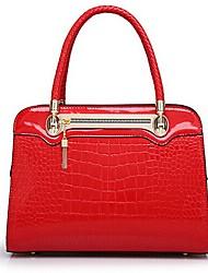 cheap -Vergooly European Style Fashion Crocodile Pattern Vintage Single Shoulder Handbag _54