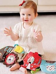 Недорогие -Слон картины книга ребенок текстильные игрушки