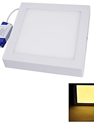 LED Ceiling Lights Recessed Retrofit 90 leds Warm White 1440lm 3000~3500K AC 85-265V
