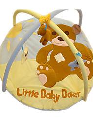 Недорогие -мягкая ползком играть мат образовательная деятельность медведь ковер малыша