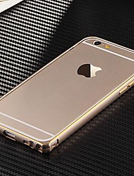 cheap -Ultra Slim Aluminum Alloy Bumper Frame Cover for iPhone 6s 6 Plus