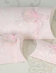 Cuboid Card Paper Favor Holder With Favor Boxes-3 Wedding Favors