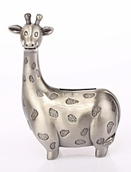 cheap -Personalized Ring Bearer Giraffe Ashbury Metal  Piggy Bank Wedding Gifts