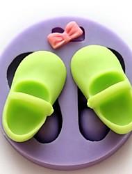 Недорогие -Инструменты для выпечки Силикон Экологичные Праздник Своими руками Торты Печенье Шоколад выпечке Mold 1шт