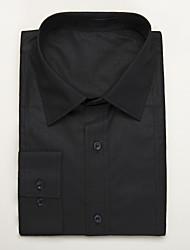 manica lunga classica / semi-diffusa camicia a due pezzi per vestiti
