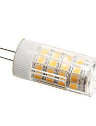 cheap -5W G4 LED Corn Lights T 51 SMD 2835 320-350 lm Warm White Decorative AC 220-240 V