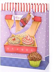 Недорогие -кекс рисунок держатель подарок мешок пользу на день рождения