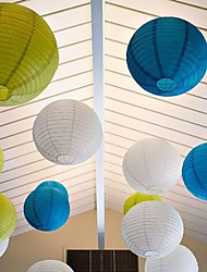 """Wedding Décor 8"""" Colorful Lovely Paper Lantern for  Baby Shower Birthday Party all Festival More Colors"""