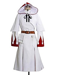 Final Fantasy Ⅺ White Mage Cosplay Costume