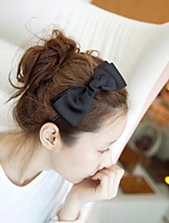 cheap -Fabric Headband Black Red Blue