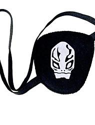Maschera Ispirato da Tutor Hitman Reborn! Cosplay Anime Accessori Cosplay Maschera Nero Pile Donna