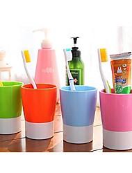 Недорогие -многофункциональный конфеты цвет зубной щетки чашки (случайный цвет)