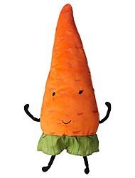economico -24inch arancione carota vegetale farcito peluche