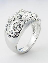 CS Korean Style Fashion Diamonade Elegant Rings