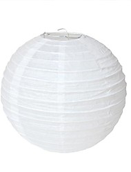 14 Inch Chinese Round Paper Lantern (More Colors)