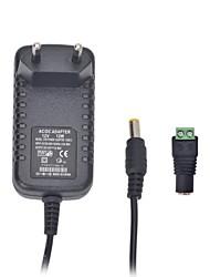 abordables -xinyuanyang® 12w 12v 1a adaptateur de prise de courant alternatif eu pour ampoule LED et d'une caméra de sécurité de surveillance (100 ~ 240V)
