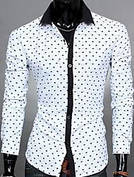 Недорогие -Дана мужская простой необходимости рубашка