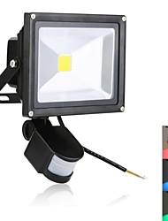 お買い得  -1900 lm LEDフラッドライト 1 LEDの ハイパワーLED 自動タイプ グリーン ブルー レッド AC85-265V