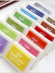 DIY Scrapbooking Craft Ink Pad(Assorted Color)