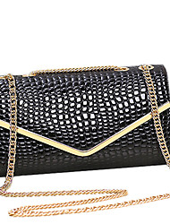 cheap -Mandy Women's Fashion Crocodile Pattern Crossbody Bag
