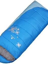 Недорогие -Hasky Спальный мешок Прямоугольный Сохраняет тепло Влагонепроницаемый Водонепроницаемость С защитой от ветра 190 Походы Hasky