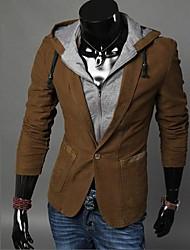 preiswerte -Männer neue Design der beiläufigen dünnen Jacke