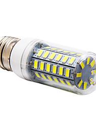 preiswerte -5W E14 G9 E26/E27 LED Mais-Birnen 56 Leds SMD 5730 Warmes Weiß Kühles Weiß 450lm 3500/6000K AC 220-240V