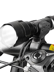 cheap -WEST BIKING® Front Bike Light Cycling High Power Flashlight Waterproof Aluminium Bicycle