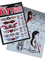 abordables -belle et beau motif de tatouage