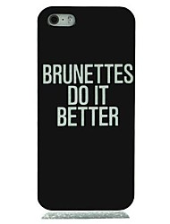 iPhone 7 Plus Do It Pattern Hard Case for iPhone 6s 6 Plus iPhone Cases