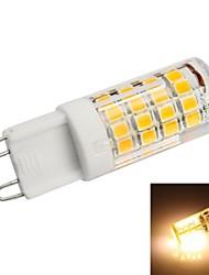 Недорогие -G9 3,5 Вт 51x 2835 SMD 350lm 3000k теплый белый свет привел кукурузы лампочку (ас 200-240)